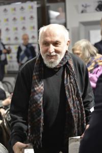 Гости церемонии: Кама Гинкас, режиссёр МТЮЗ.