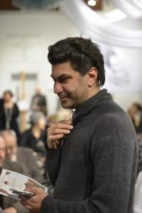 Гости церемонии: Николай Цискаридзе, народный артист РФ, лауреат Государственной премии России.