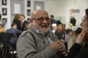 Гости церемонии: Александр Ешанов, режиссёр театра «Эрмитаж».