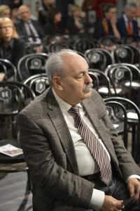 Гости церемонии: Валерий Штейнбах, главный редактор издательства «Человек».