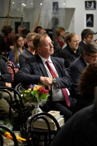 Председатель Попечительского совета Хуго Эрикссен, норвежский бизнесмен, президент компании Navona Consulting Communications.