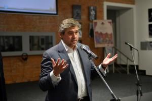 Игорь Дементьев, член Попечительского совета, генеральный директор ЗАО «Московская пивоваренная компания».