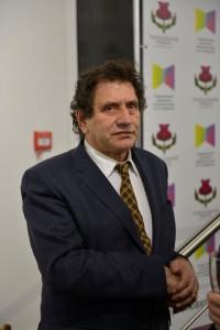 Евгений Князев, народный артист РФ, ректор Театрального института им. Б. Щукина.